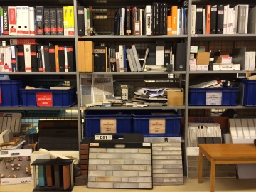 Materials library