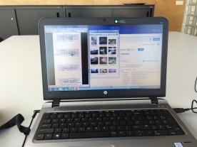 Browsing bucket of files